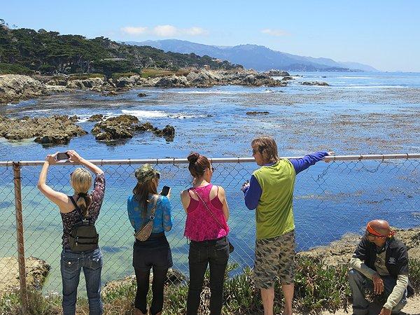2012-07-19 Liquid Blue Band in Pebble Beach CA 016