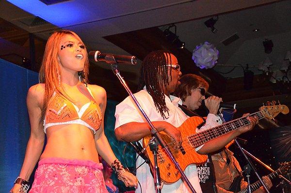 2012-07-19 Liquid Blue Band in Pebble Beach CA at Inn at Spanish Bay 043