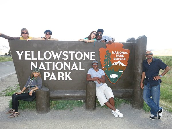2012-07-22 Liquid Blue Band in Yellowstone National Park MT 003