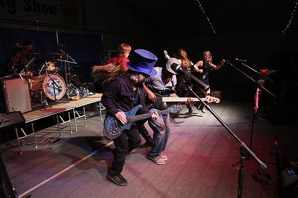 2012-08-04 Liquid Blue Band in Rock Springs WY at Sweetwater Events Complex 299