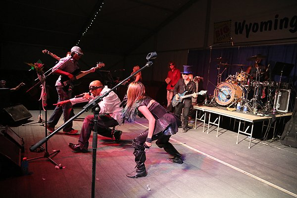 2012-08-04 Liquid Blue Band in Rock Springs WY at Sweetwater Events Complex 511