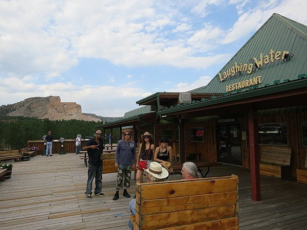 2012-08-06 Liquid Blue Band at Crazy Horse Memorial SD 008