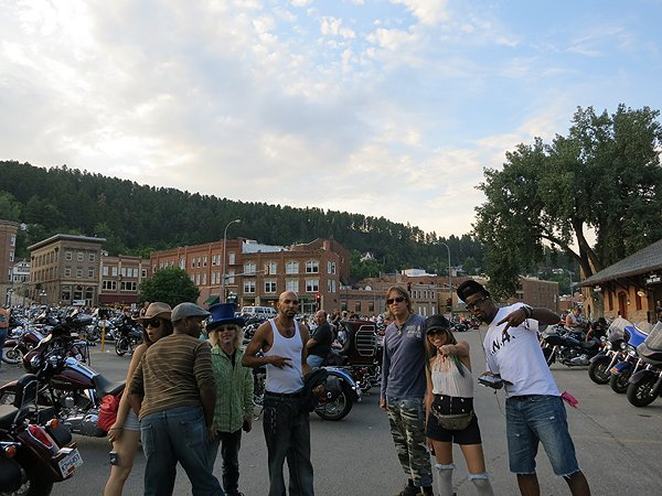 2012-08-06 Liquid Blue Band in Deadwood SD 003