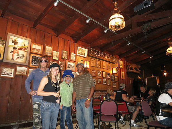 2012-08-06 Liquid Blue Band in Deadwood SD 011
