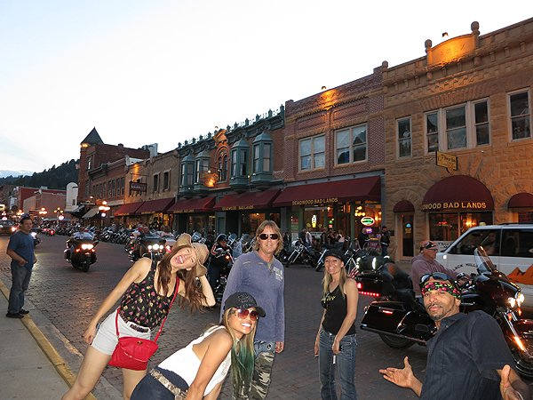 2012-08-06 Liquid Blue Band in Deadwood SD 015
