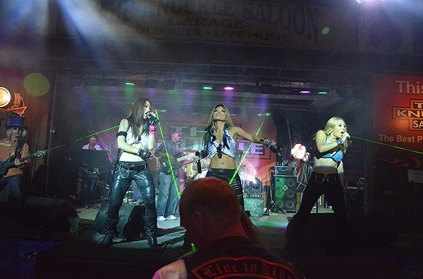2012-08-08 Liquid Blue Band in Sturgis SD at The Knuckle Saloon 065