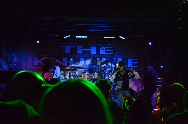 2012-08-08 Liquid Blue Band in Sturgis SD at The Knuckle Saloon 105