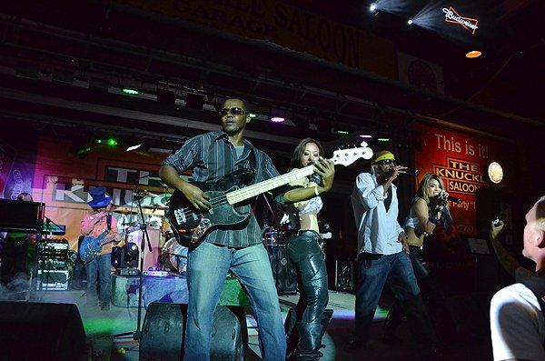 2012-08-08 Liquid Blue Band in Sturgis SD at The Knuckle Saloon 181