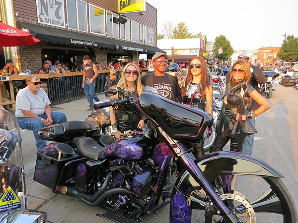 2012-08-09 Liquid Blue Band in Sturgis SD 015
