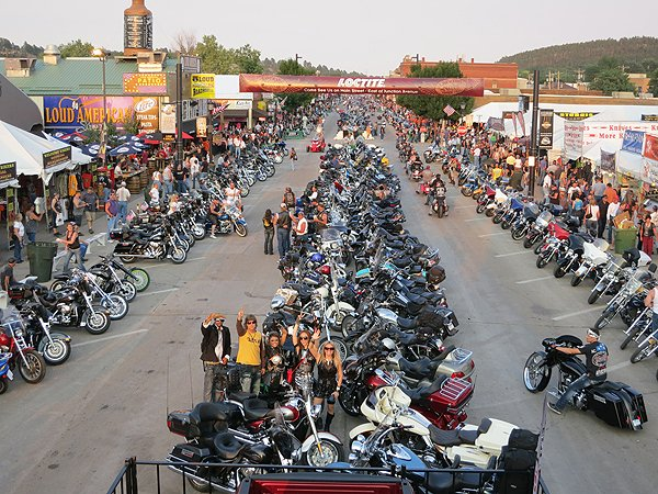 2012-08-09 Liquid Blue Band in Sturgis SD 019