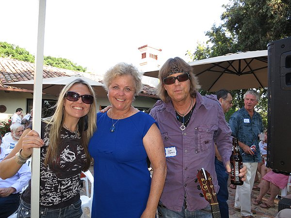 2012-08-19 Liquid Blue with Francine Busby