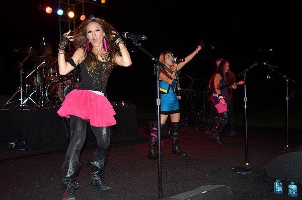 2012-08-24 Liquid Blue Band in Carlsbad CA at Kingdom at Taylor Made 070