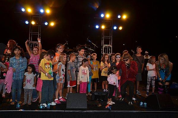 2012-08-24 Liquid Blue Band in Carlsbad CA at Kingdom at Taylor Made 112
