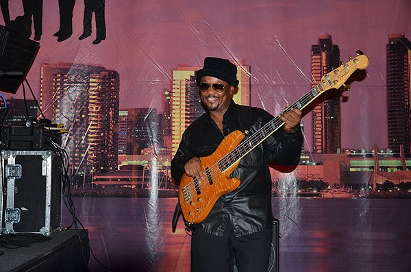2012-09-29 Liquid Blue Band in San Diego CA at Marriott Marquis 006