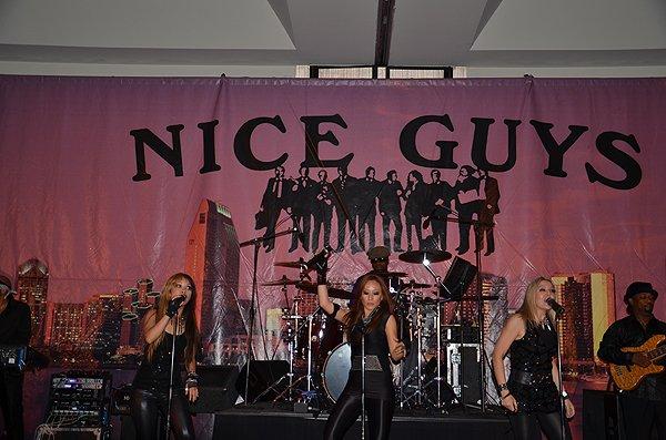 2012-09-29 Liquid Blue Band in San Diego CA at Marriott Marquis 038