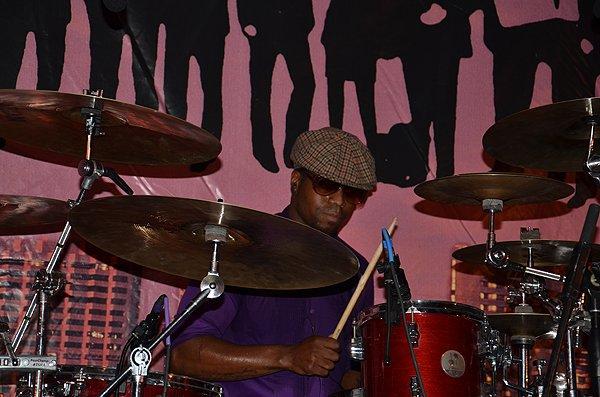 2012-09-29 Liquid Blue Band in San Diego CA at Marriott Marquis 041