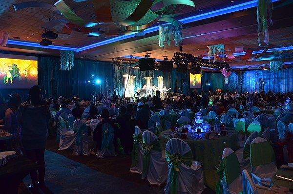 2012-12-31 Liquid Blue Band in Tulalip WA at Tulalip Casino 003