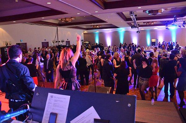 2013-02-07 Liquid Blue Band in La Quinta CA at La Quinta Resort 034