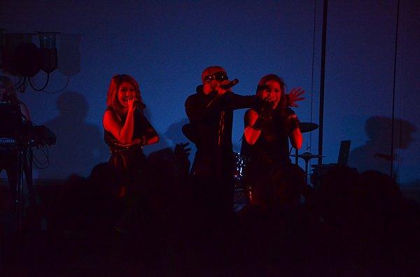 2013-02-07 Liquid Blue Band in La Quinta CA at La Quinta Resort 086