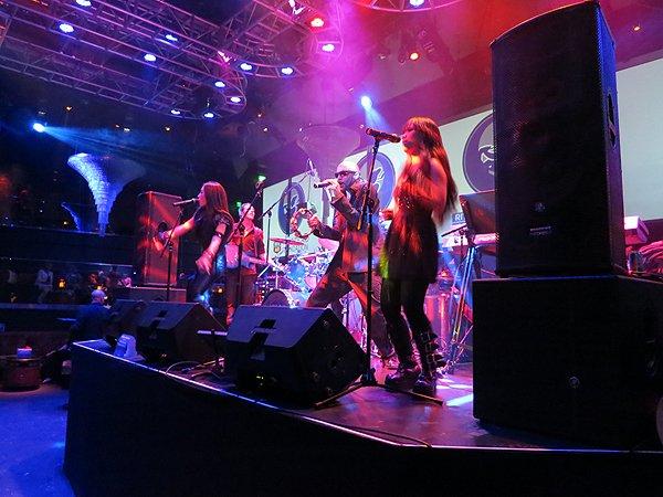 2013-04-02 Liquid Blue Band in Las Vegas NV at Haze Nightclub 003