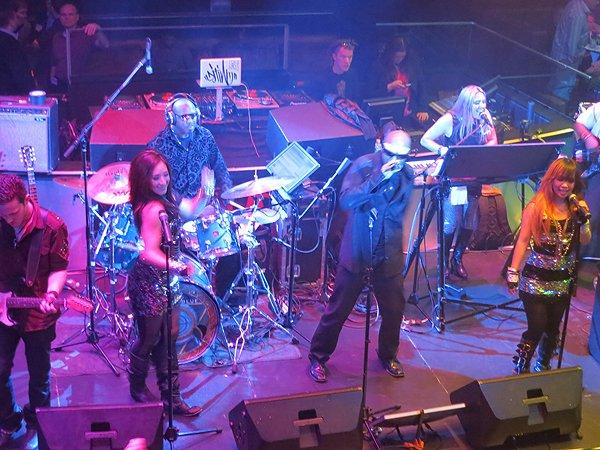 2013-04-02 Liquid Blue Band in Las Vegas NV at Haze Nightclub 013