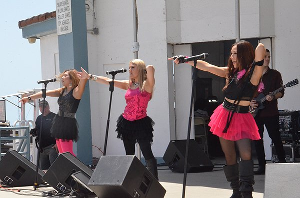 2013-05-18 Liquid Blue Band in Oceanside CA at Oceanside Pier Amphitheater 027