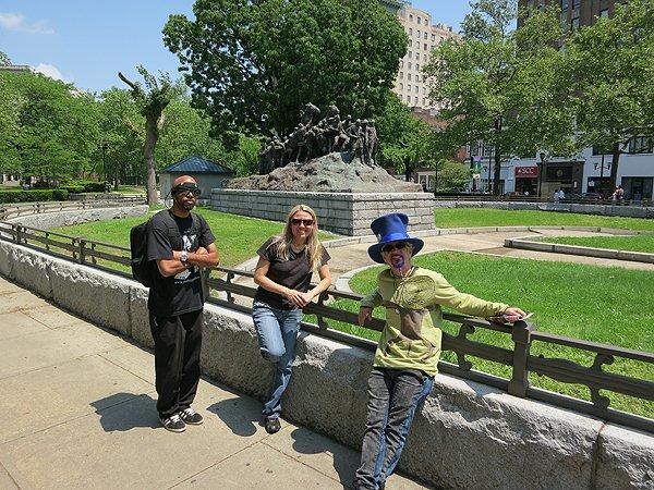 2013-05-21 Liquid Blue Band in Newark NJ 001