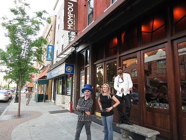 2013-05-21 Liquid Blue Band in Newark NJ 022