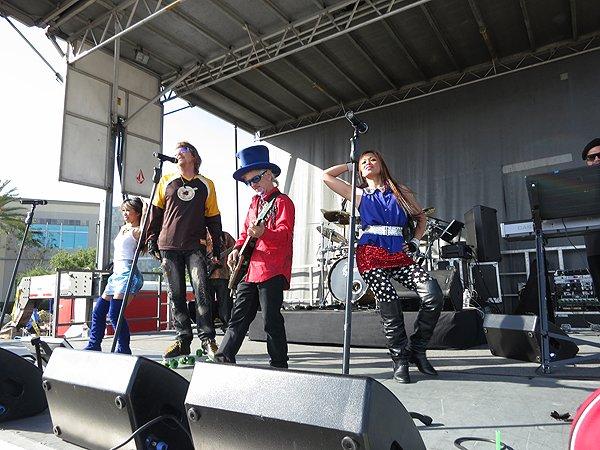 2013-05-25 Liquid Blue Band in Santee CA at Street Fair 008