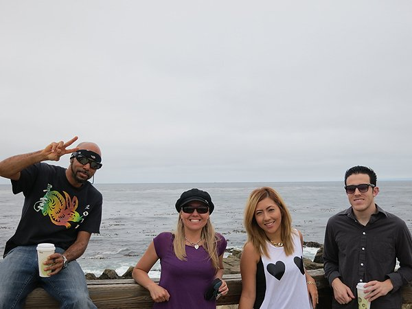 2013-07-11 Liquid Blue Band in Pebble Beach CA 000