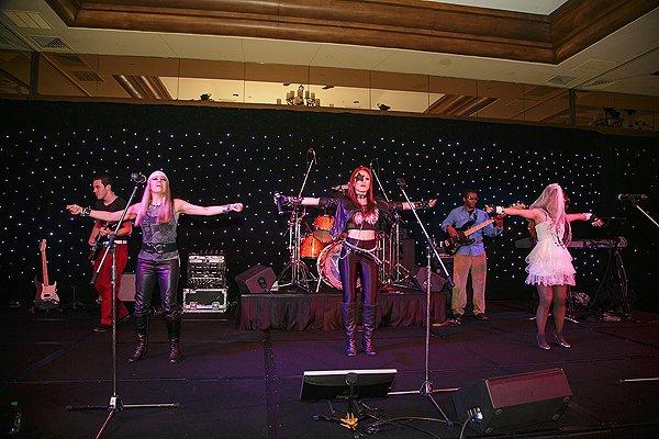 2013-07-18 Liquid Blue Band in Pebble Beach CA at The Inn at Spanish Bay 065