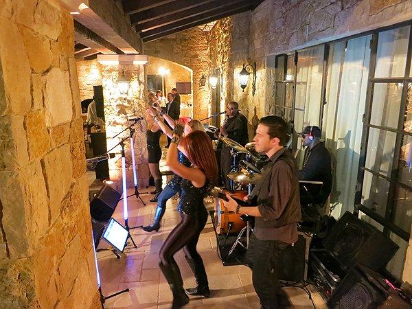 2013-07-27 Liquid Blue Band in Malibu CA at Malibu Rocky Oaks Estates 004