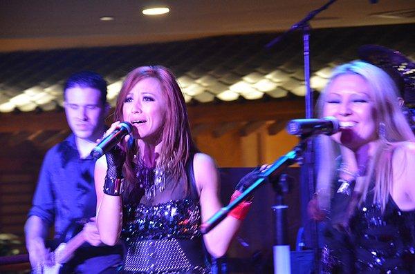2013-08-02 Liquid Blue Band in Las Vegas NV at Ceasars Palace 008