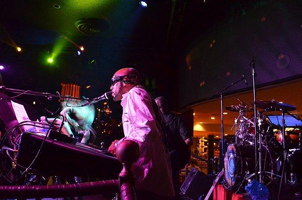 2013-08-02 Liquid Blue Band in Las Vegas NV at Ceasars Palace 020