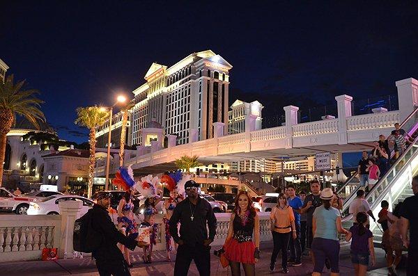 2013-08-02 Liquid Blue Band in Las Vegas NV at Ceasars Palace 035