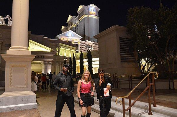 2013-08-02 Liquid Blue Band in Las Vegas NV at Ceasars Palace 037