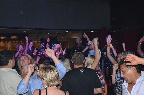 2013-08-02 Liquid Blue Band in Las Vegas NV at Ceasars Palace 105