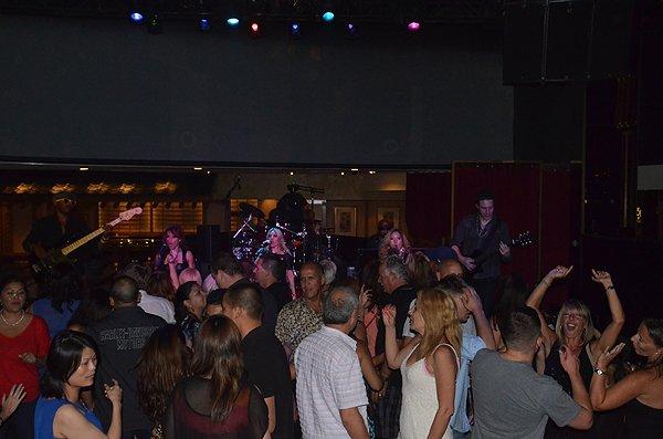 2013-08-02 Liquid Blue Band in Las Vegas NV at Ceasars Palace 115