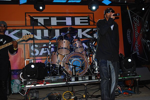 2013-08-06 Liquid Blue Band in Sturgis SD at The Knuckle Saloon 041