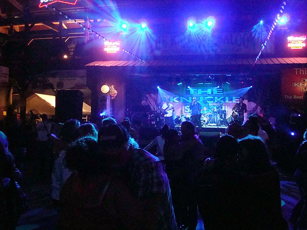 2013-08-06 Liquid Blue Band in Sturgis SD at The Knuckle Saloon 093