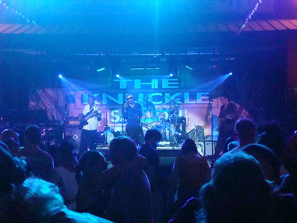 2013-08-06 Liquid Blue Band in Sturgis SD at The Knuckle Saloon 094