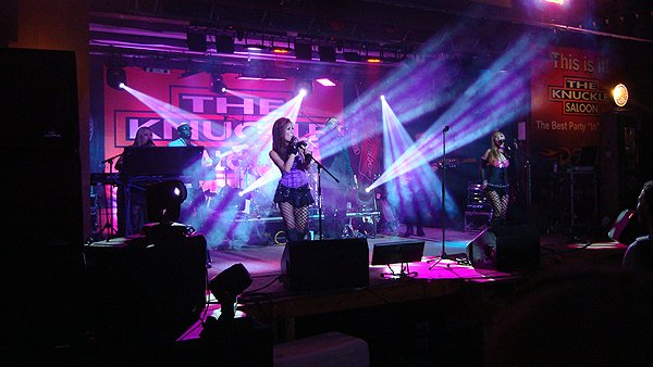 2013-08-06 Liquid Blue Band in Sturgis SD at The Knuckle Saloon 105