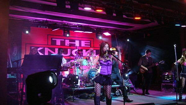 2013-08-06 Liquid Blue Band in Sturgis SD at The Knuckle Saloon 111