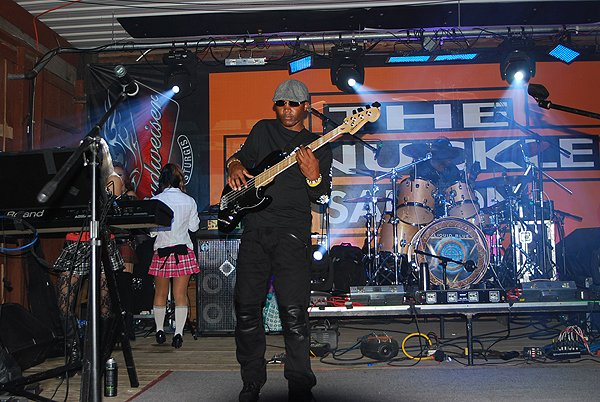 2012-08-06 Liquid Blue Band in Sturgis SD at The Knuckle Saloon 163