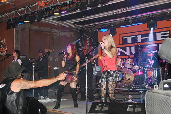 2012-08-06 Liquid Blue Band in Sturgis SD at The Knuckle Saloon 172