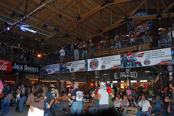 2013-08-06 Liquid Blue Band in Sturgis SD at The Knuckle Saloon 173