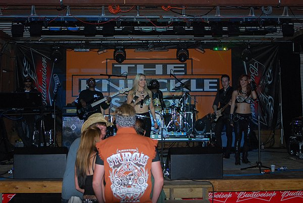 2012-08-06 Liquid Blue Band in Sturgis SD at The Knuckle Saloon 186