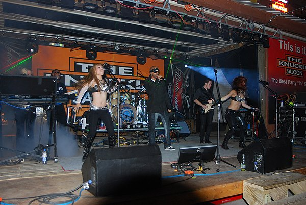 2013-08-06 Liquid Blue Band in Sturgis SD at The Knuckle Saloon 199