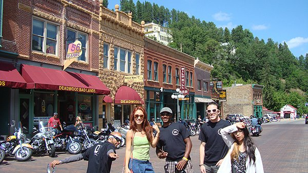 2013-08-09 Liquid Blue Band in Deadwood SD 002
