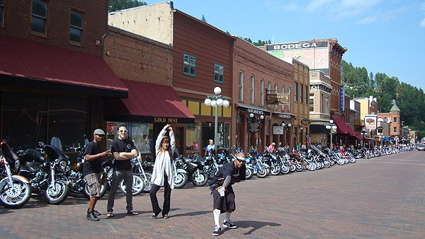 2013-08-09 Liquid Blue Band in Deadwood SD 007